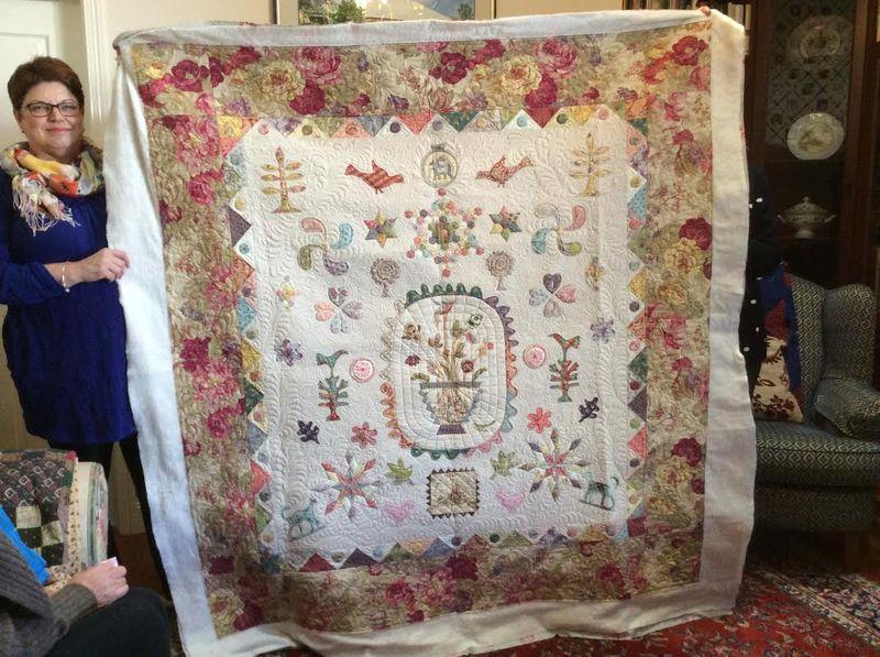 Leona's other quilt
