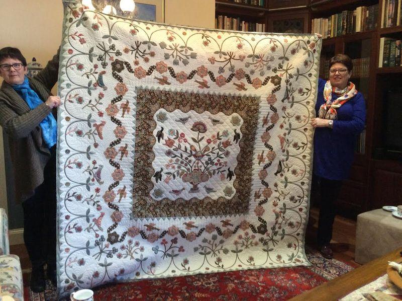 Leona's quilt